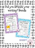 Did you SMASH your writing? Bundle