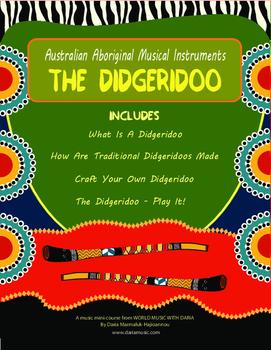 Didgeridoo Mini-Lesson Plus MYO Craft