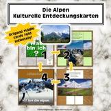 Die Alpen Kulturelle Entdeckungskarten (German Cultural Discovery Card Kit)