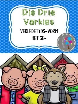 Die Drie Varkies VERLEDETYDS-VORM