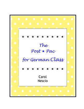 The Post * Pac For German Class
