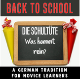 Die Schultüte  - An Awesome German Tradition
