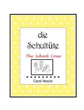 Die Schultüte For German Class