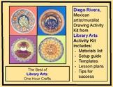 Diego Rivera Hispanic Heritage Art Activity