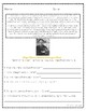 Diego Rivera Information Scavenger Hunt
