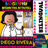 Diego Rivera - Interactive Activities - Dual Language