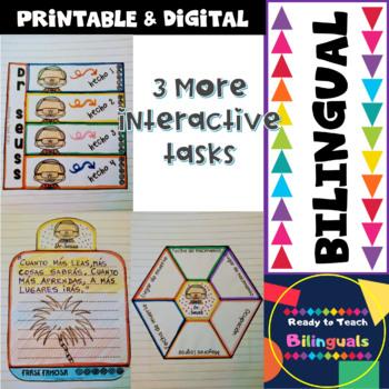 Diego Rivera - Interactive Activities - Dual Language