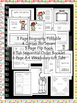 Diego Rivera Interactive Notebook Foldables