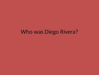 Diego Rivera PPT