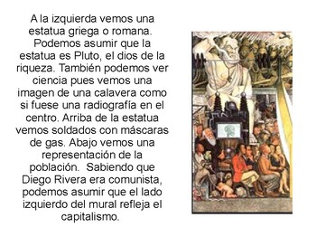 Diego Rivera PPT in Spanish