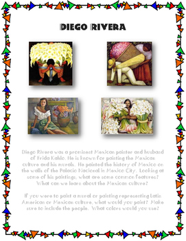Diego Rivera and Mexican Cultural Art