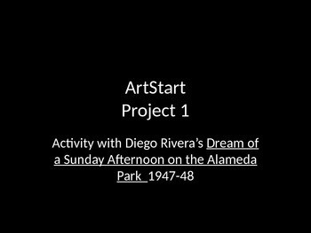 Diego Rivera mural project