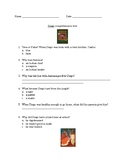 Diego by Jeanette Winter comprehension test