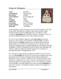 Diego de Velázquez Biografía: Biography / Las Meninas / El Prado Museum