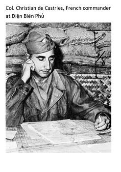 Dien Bien Phu 1954 Word Search