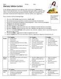 Dietary Advice Letter