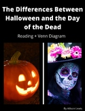 Differences Between Halloween and the Day of the Dead