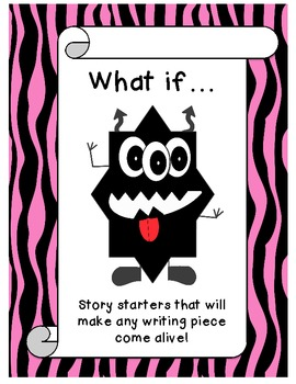 Different Genre Story Starters!