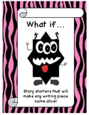 Different Genre Story Starters! GREAT FOR USE AT HOME!