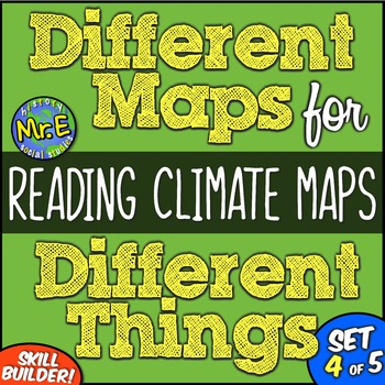 Different Maps for Different Things: A Mini-Unit to Make S