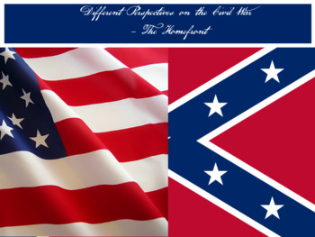 Different Perspectives on the Civil War