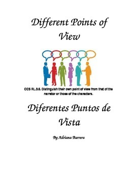 Different Points of View Diferentes Puntos de Vista