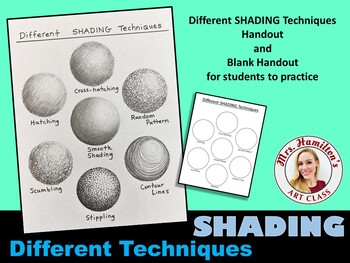 Different Shading Techniques