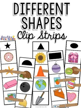 Different Shapes Clip Strips