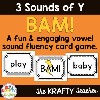 Different Sounds of Y Card Game BAM!