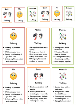 Different Voice levels