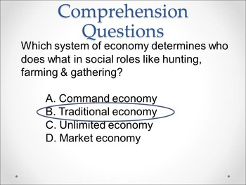 Different Types of Economy