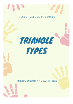 Different Types of Triangles