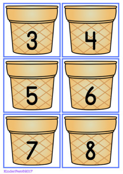Different Ways to Make a Sum - Math Center