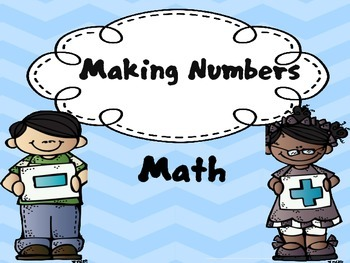 Different ways to make numbers! (Numbers 5- 100) Morning w