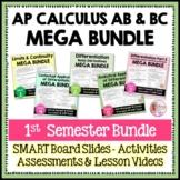 AP Calculus Curriculum Differential Calculus (Semester 1)