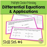 Differential Equations and Applications AP Calculus Exam Prep