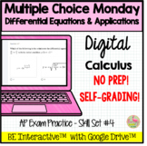 Differential Equations and Applications for Google Forms™