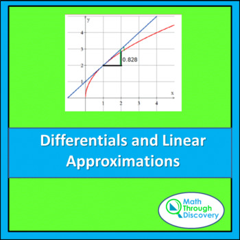 Calculus:  Differentials and Linear Approximations