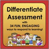 Differentiate Assessment