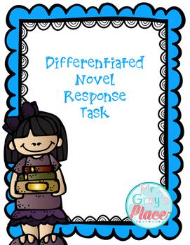 Differentiate Novel Response Task