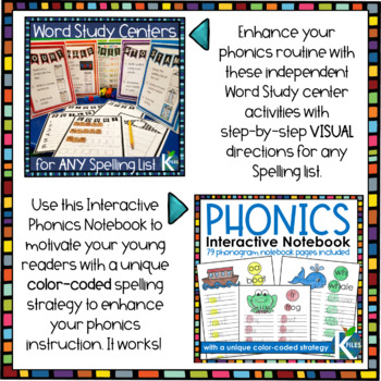 Differentiate Your Word Study Groups: ESSENTIALS BUNDLE