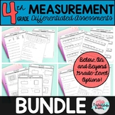 4th Grade Measurement Worksheets, Measurement Word Problem