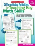 Differentiated Activities for Teaching Key Math Skills
