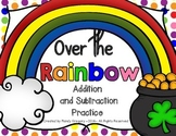 Differentiated Addition and Subtraction Centers: Over the Rainbow Addition and S