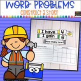 Word Problem Addition and Subtraction- Construct A Story
