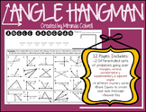 Differentiated Algebraic Angle Hangman Activity