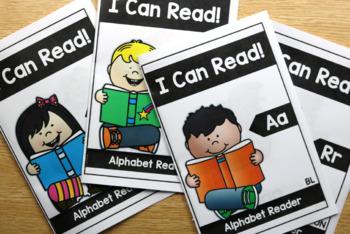 Differentiated Alphabet Books
