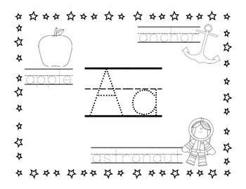 Differentiated Alphabet and Handwriting MEGA Pack