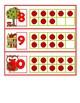 Differentiated Apple Ten Frames