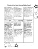 Differentiated Astronomy Choice Boards